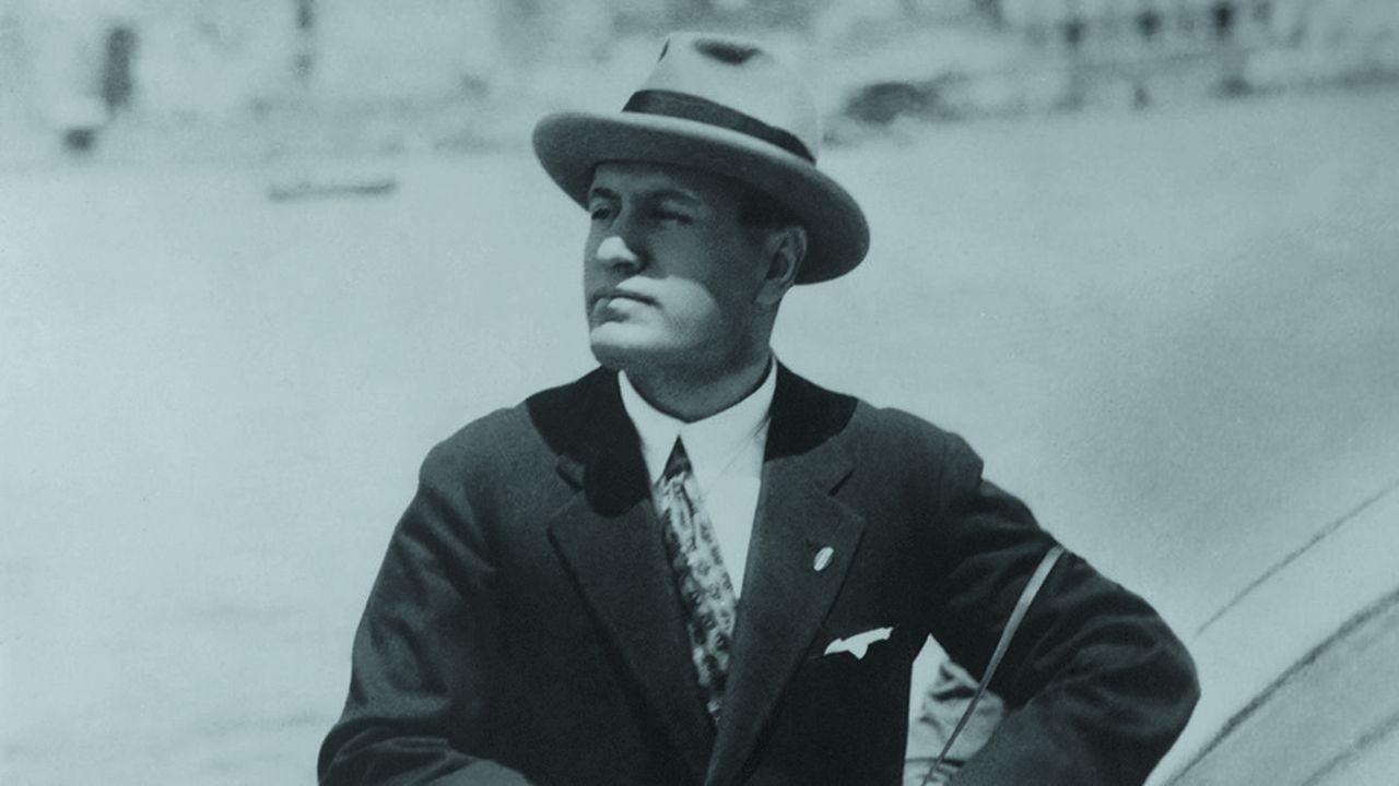 Benito Mussolini dans les années 1920.