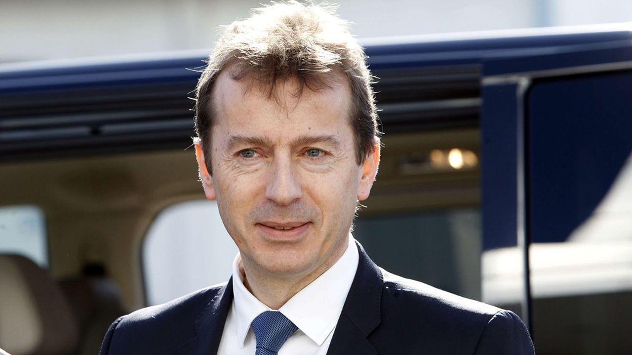 Guillaume Faury est le PDG d'Airbus.