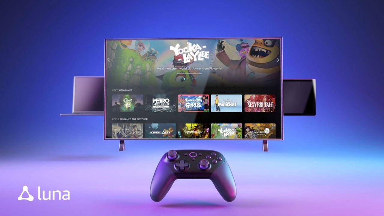 Amazon démarre avec une cinquantaine d'anciens jeux, dont Sonic, Resident Evil 7 et Panzer Dragoon, accessibles sur PC, téléviseur, tablette et iPhone et «bientôt» sur les smartphones Android.