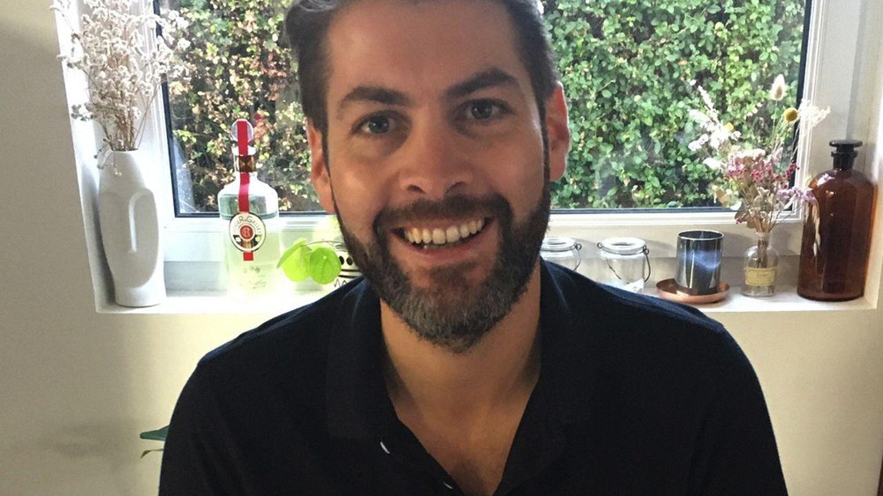David Barbé a quitté Paris pour rejoindre la ville de Rennes.
