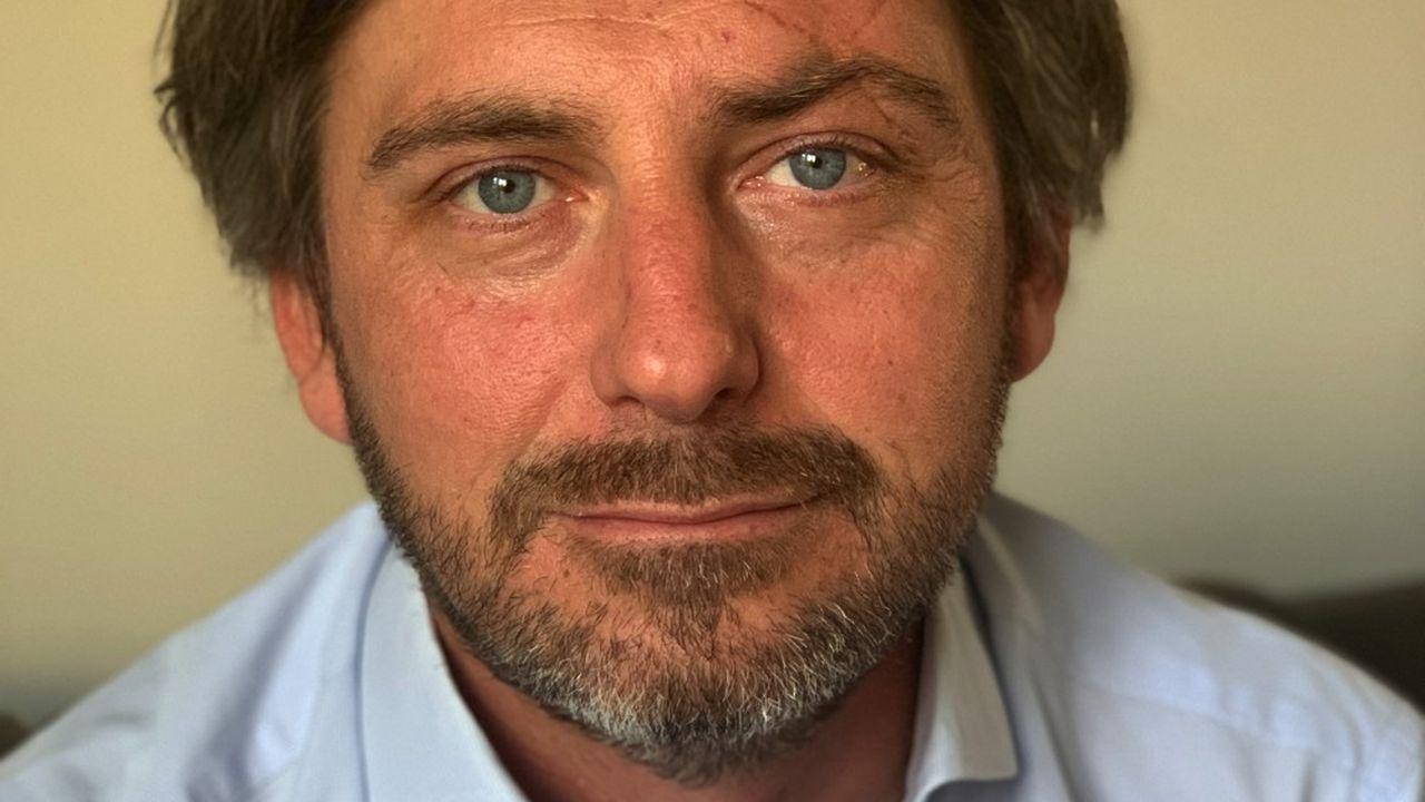 Julien Launey, Directeur du contrôle de gestion chez Maison du Monde.