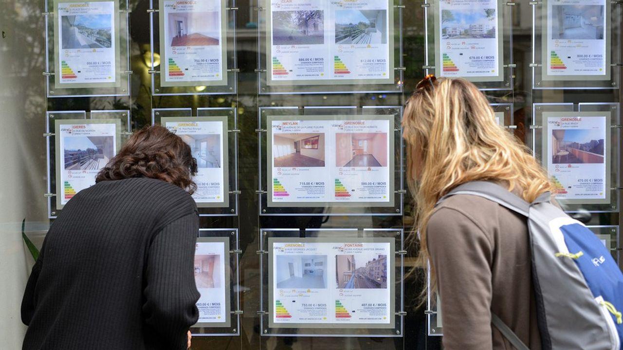 Alors que, l'an dernier, les recherches de maisons représentaient 49% de la demande, entre juin et août dernier, elles ont atteint 67 %.