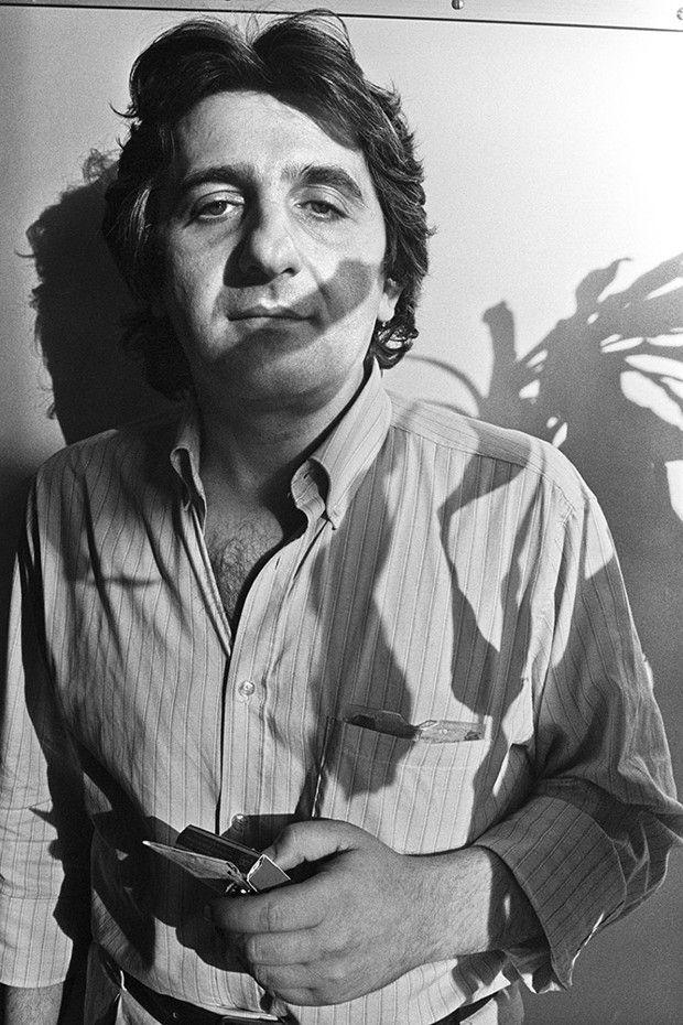 Jean-Pierre Rassam (qui nel 1983), sgargiante produttore di Non invecchieremo insieme di Maurice Pialat (1972).
