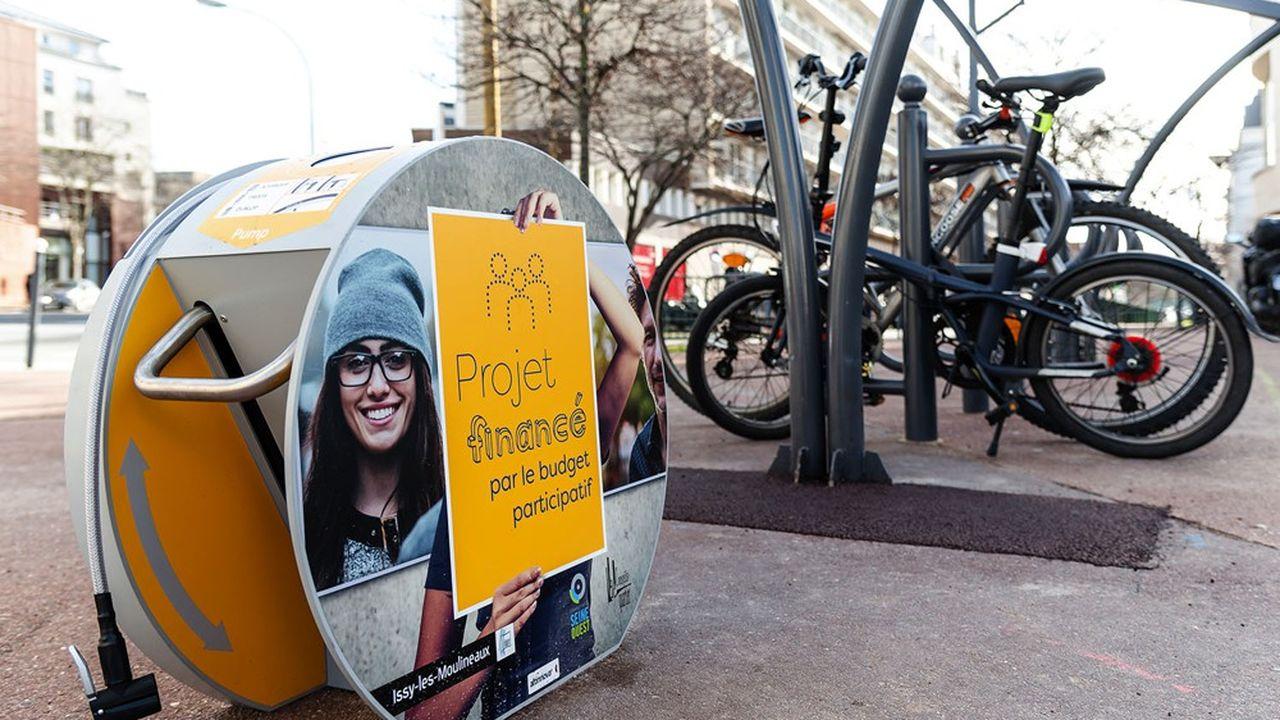 Budget participatif: dernière ligne droite à Issy les Moulineaux