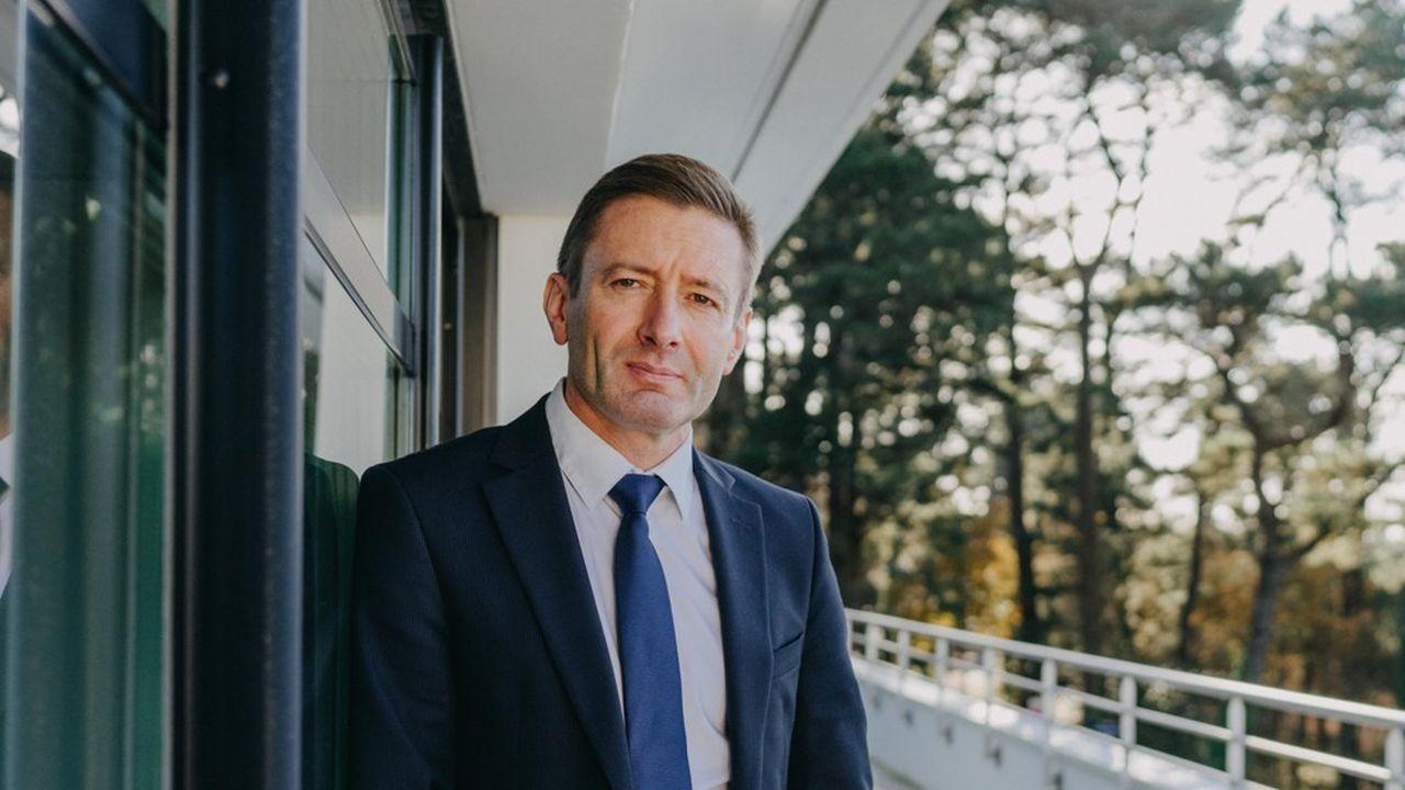 Jean-Marc Esvant, le directeur général adjoint de Verlingue.