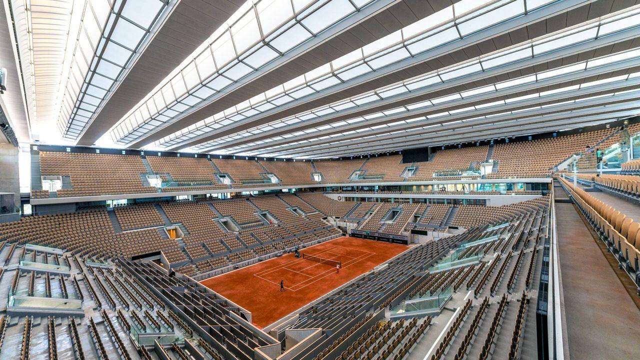 Stade de Roland Garros