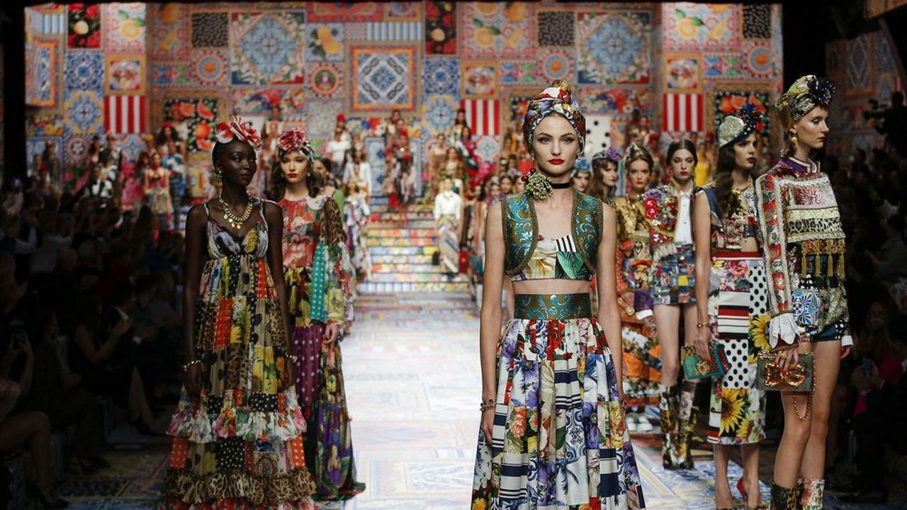 Patchwork di Sicilia, de Dolce & Gabbana