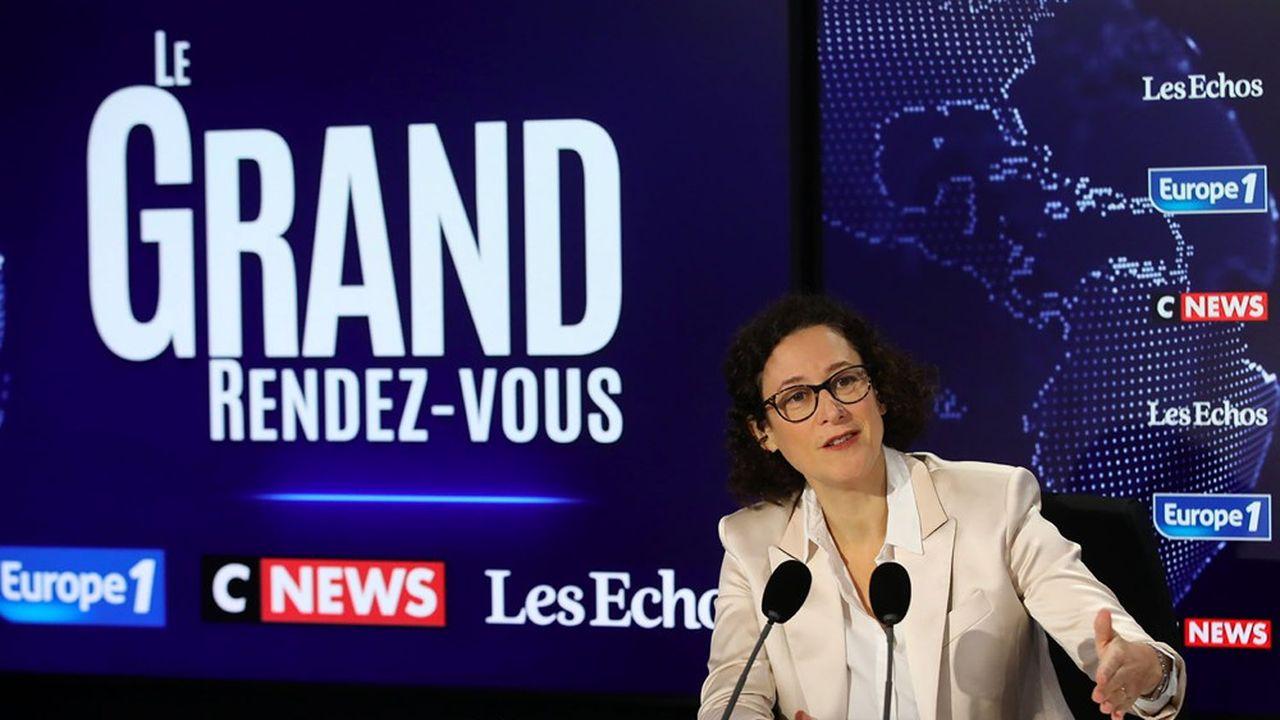 Invitée du «Grand-Rendez Vous» Europe1 Les Echos C-News, la ministre chargée du logement a annoncé dimanche les modalités concrètes du dispositif MaPrimeRenov.