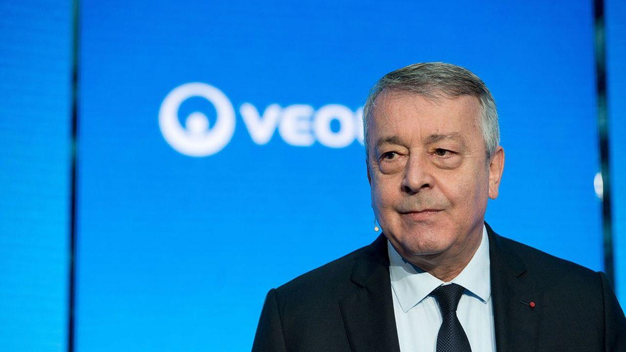 Antoine Frérot est en position de force à quelques jours d'un conseil d'administration décisif chez Engie concernant l'avenir de Suez