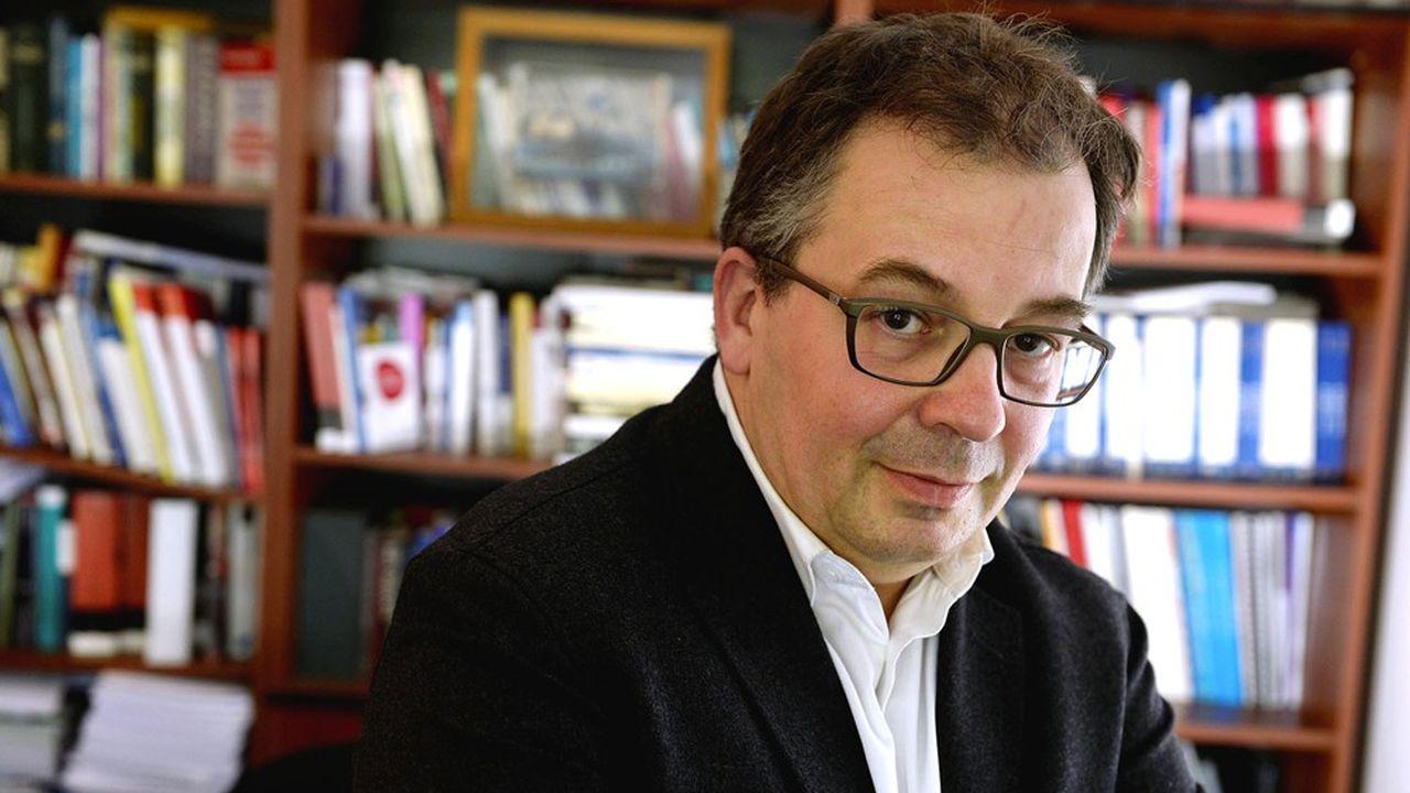 Xavier Timbeau, directeur principal à l'Observatoire français des conjonctures économiques (OFCE).