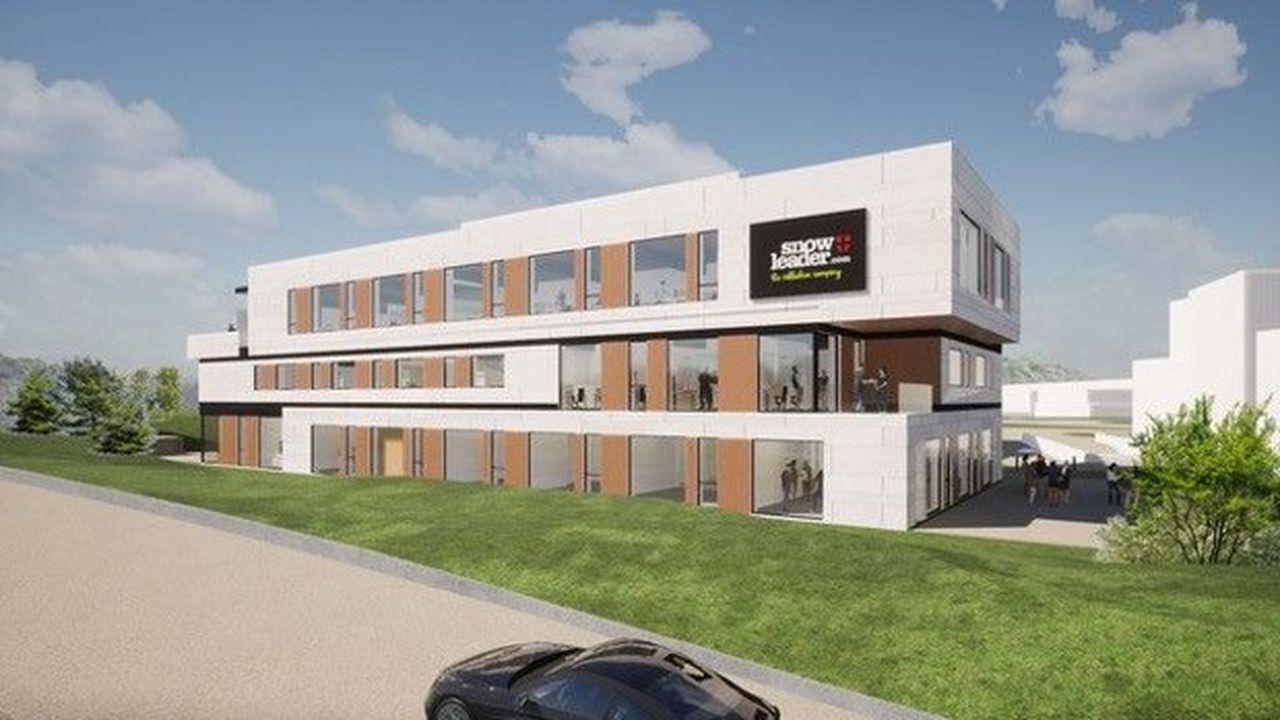 Le nouveau siège social de Snowleader sera basé à Epagny Metz-Tessy.