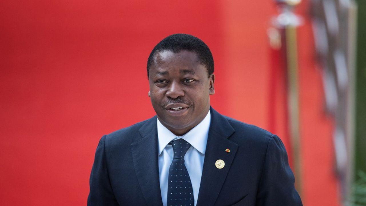 Faure Gnassingbe vient d'entamer un quatrième mandat présidentiel au Togo.