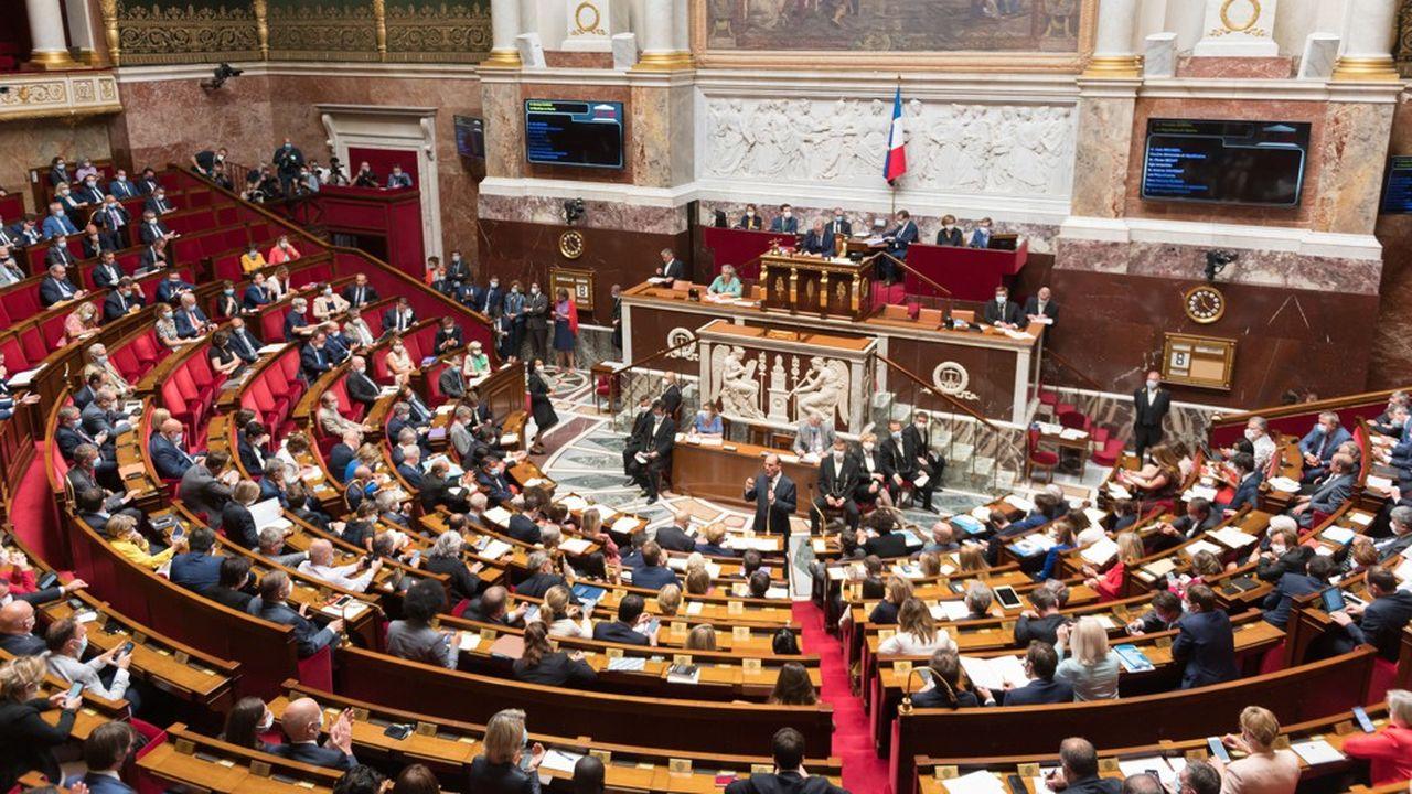 L'introduction d'une dose de proportionnelle figurait dans le programme d'Emmanuel Macron en 2017.