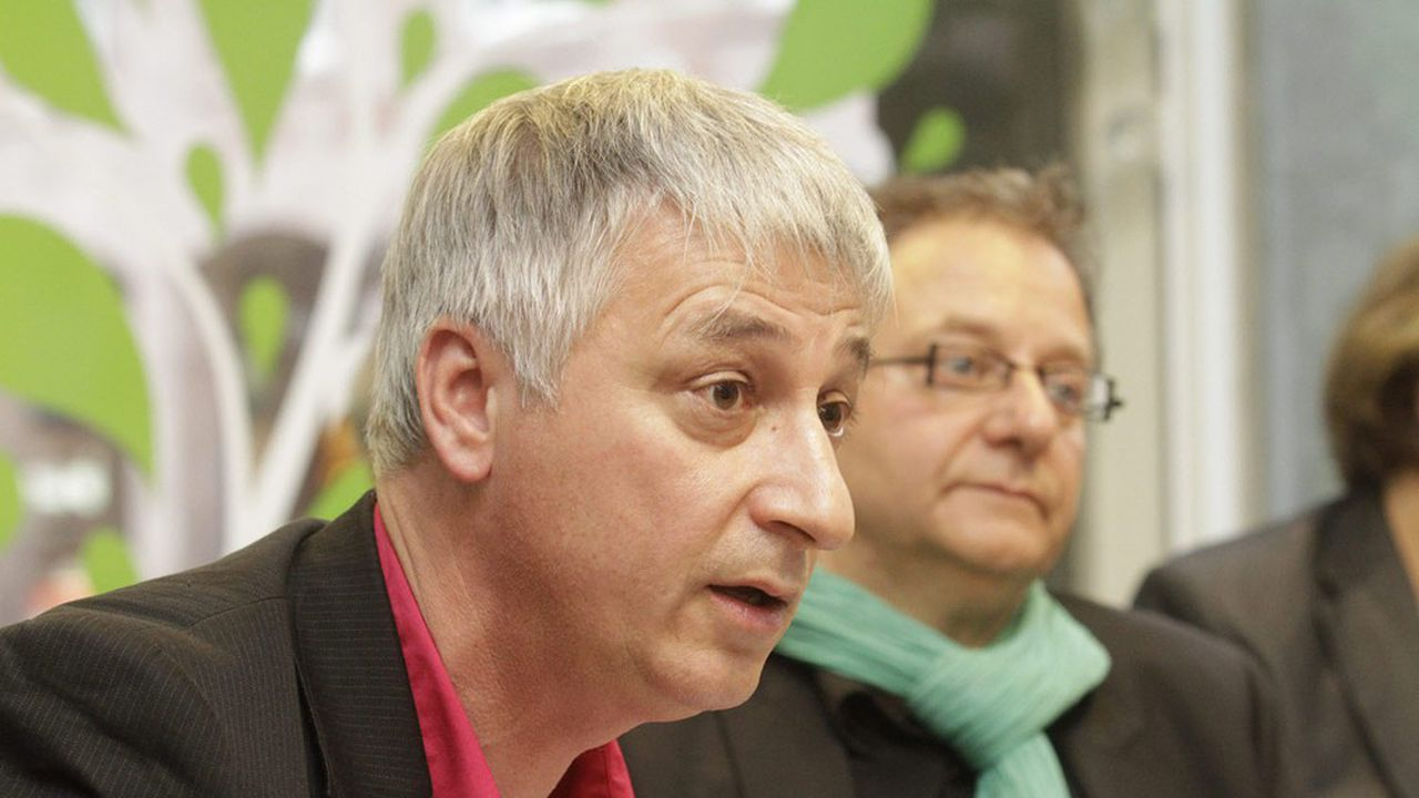 Jacques Fernique est conseiller municipal à Geispolsheim.