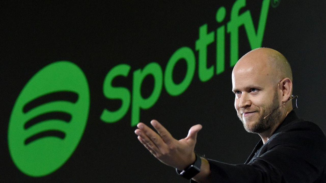 A trente-septans, le patron de Spotify posséderait une fortune personnelle estimée à 3,2milliards d'euros.