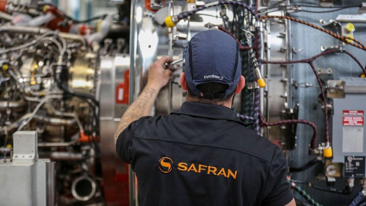 Safran a été une des premières entreprises à conclure un accord de chômage de longue durée.