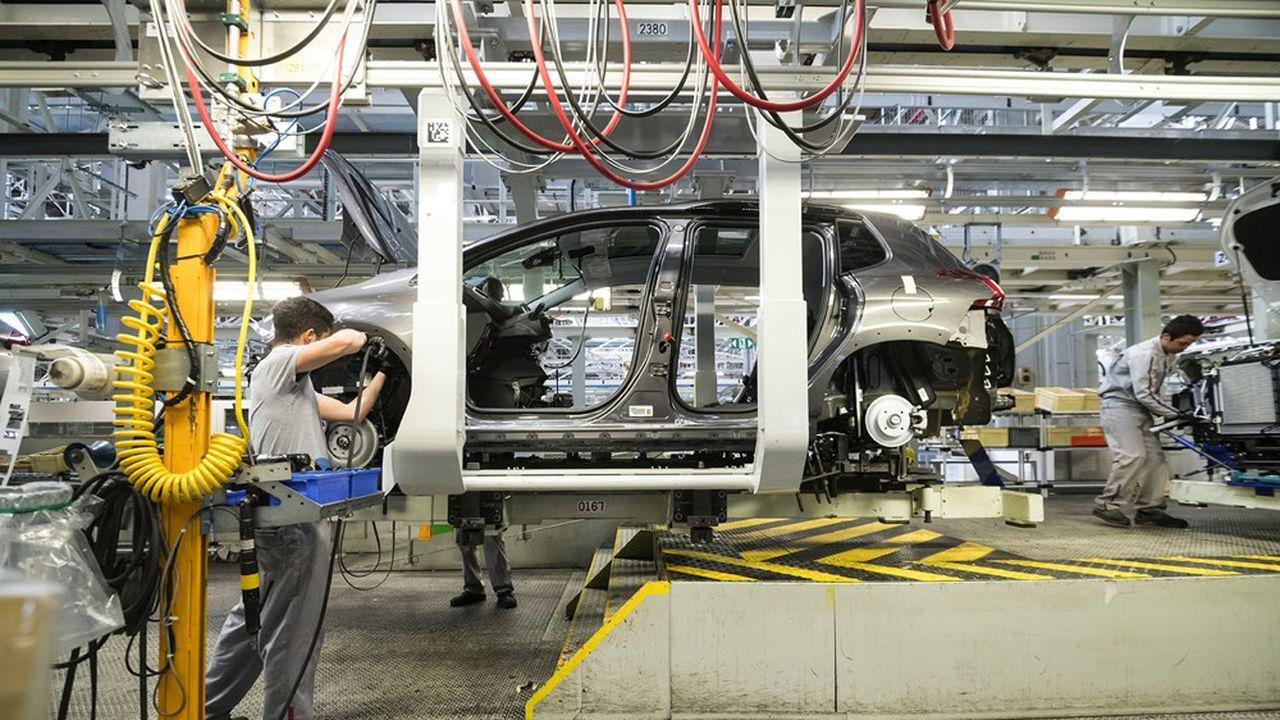 La France est en train de regagner de la compétitivité par rapport à ses voisins.