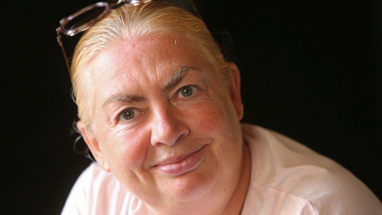 Victoire de Margerie, vice-présidente du World Materials Forum.