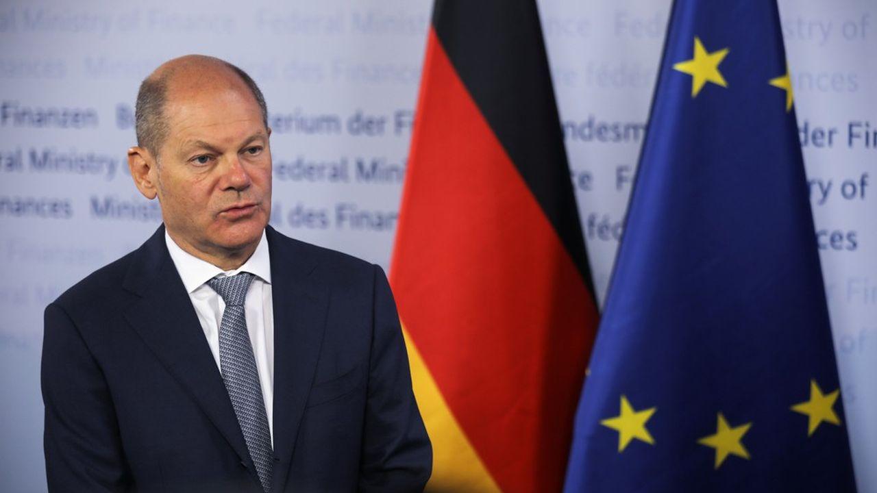 Le ministre allemand des Finances, Olaf Scholz, assume de nouveaux emprunts importants pour relancer l'économie.