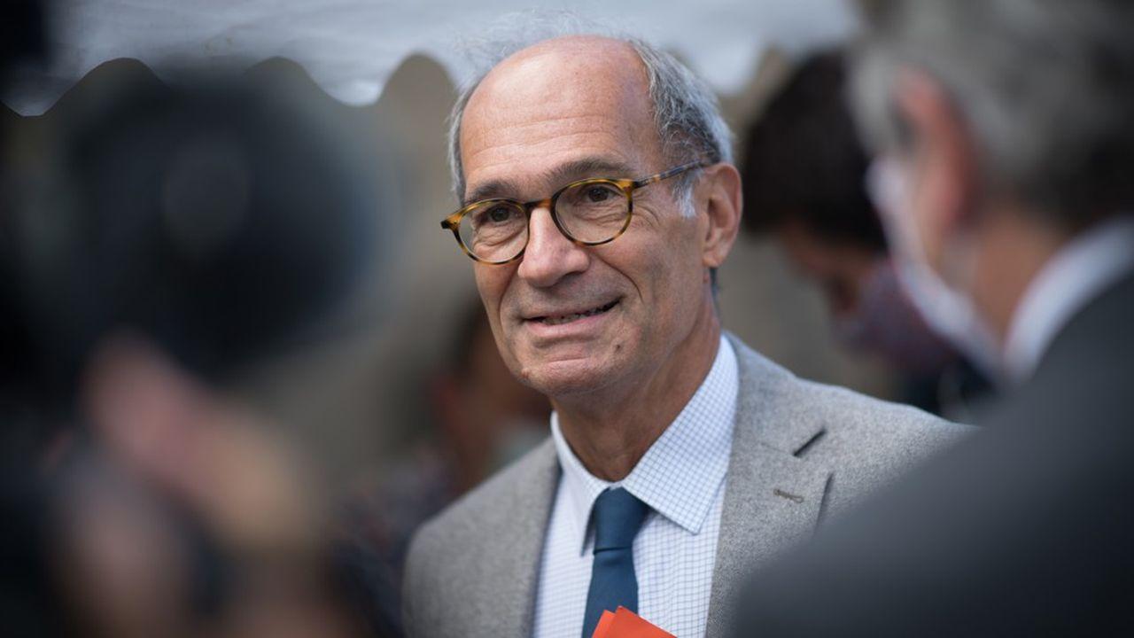 Député LR de l'Oise, Eric Woerth préside depuis 2017 la commission des Finances de l'Assemblée nationale.