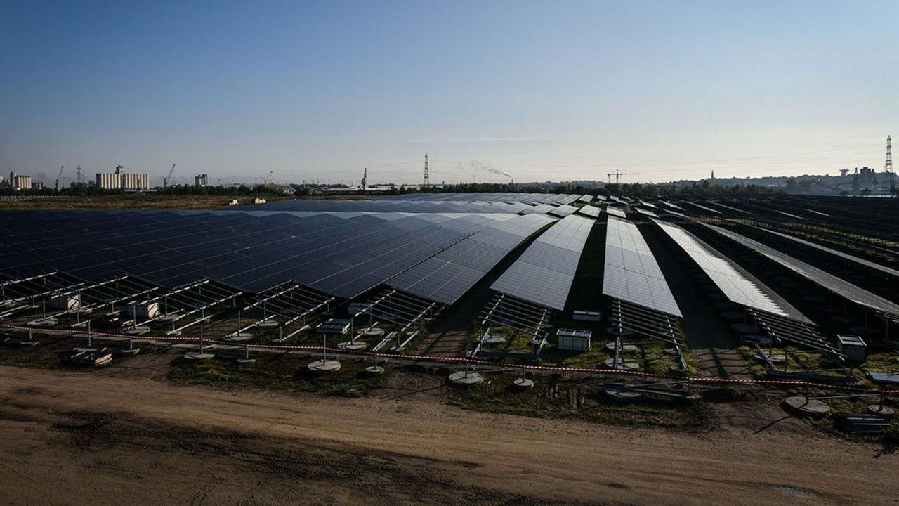 L'aide aux parcs photovoltaïques datant d'avant 2011 pourrait diminuer.