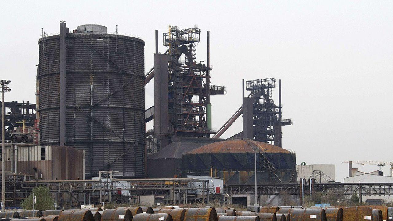L'usine ArcelorMittal de Fos-sur-Mer emploie 2.500 personnes.