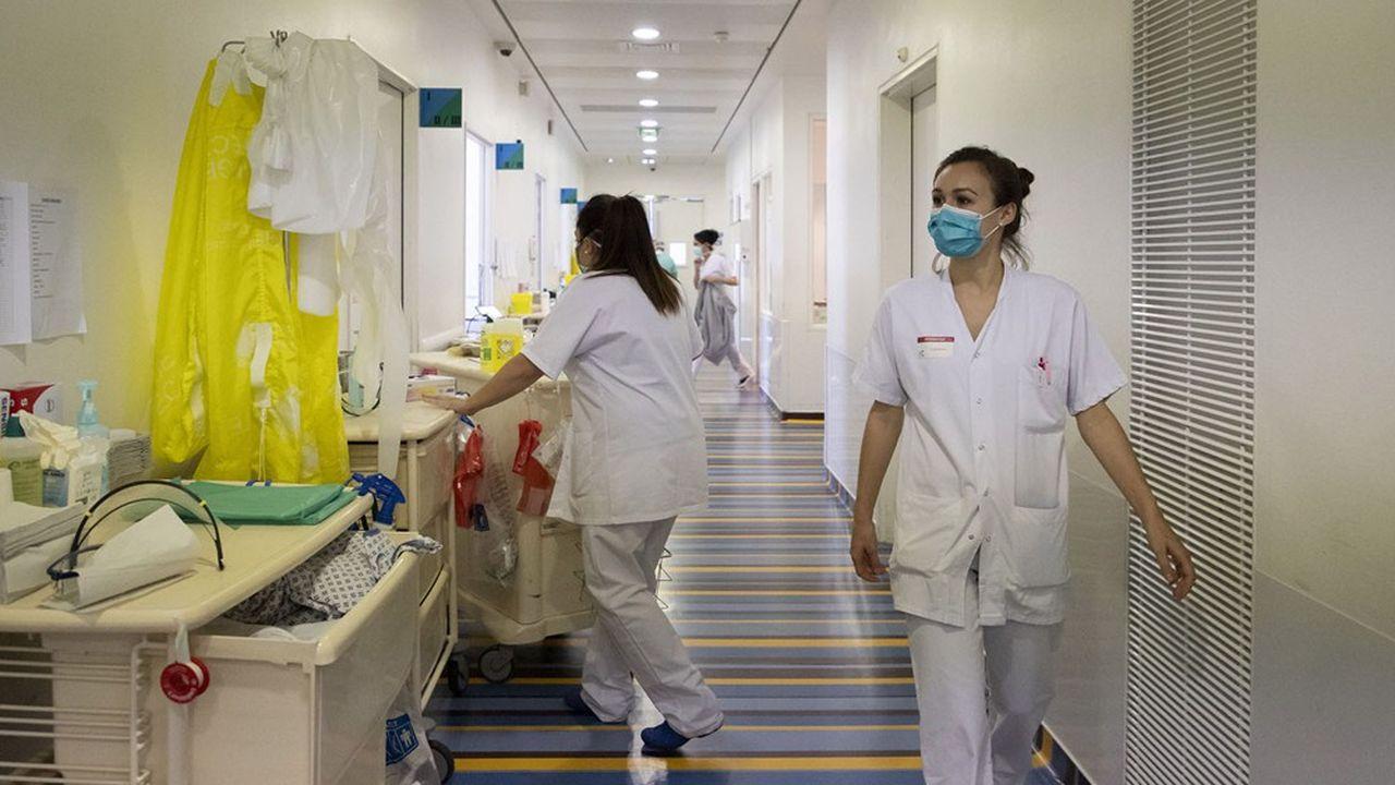 Les revalorisations du «Ségur de Santé» s'appliqueront à l'hôpital et dans les Ehpad.