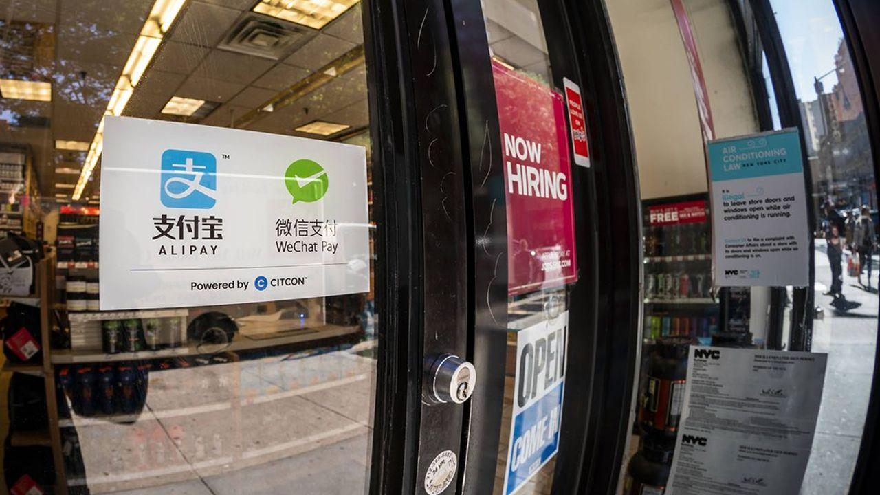 Alibaba, Tencent, Baidu et leurs filiales respectives dans la finance sont bien implantés dans le paysage bancaire chinois.