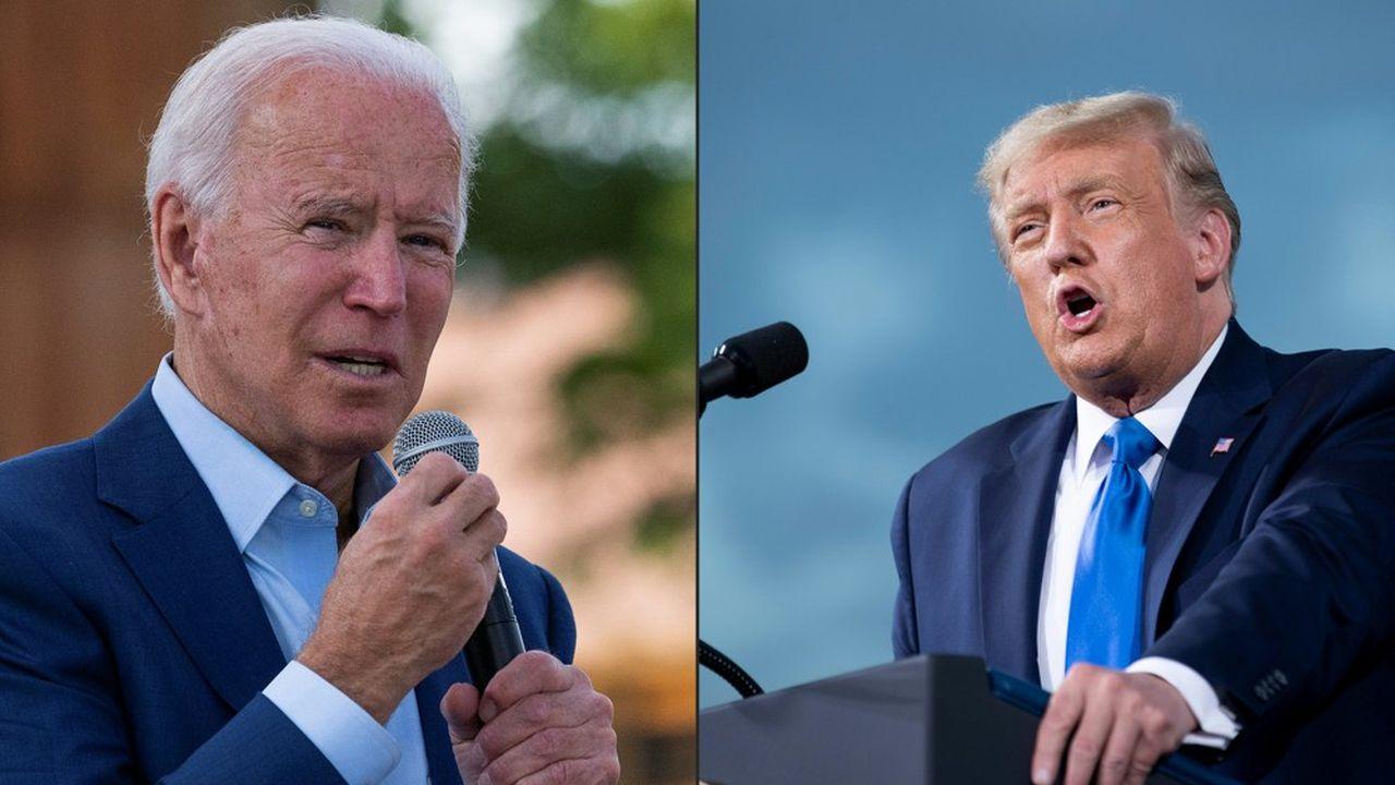Joe Biden affronte Donald Trump pour la première fois, ce mardi soir.