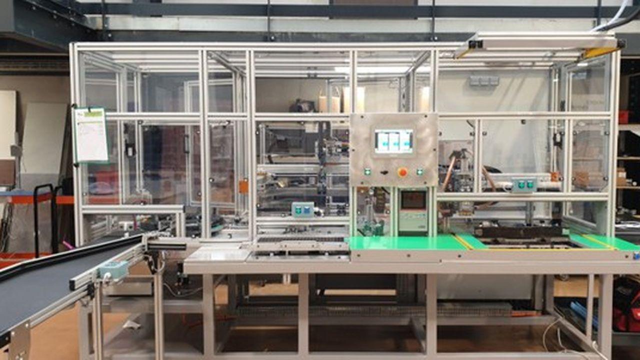 Tecsup, entreprise industrielle de Haute-Savoie, a bénéficié de l'aide du programme Industrie du futur en Auvergne-Rhône-Alpes.