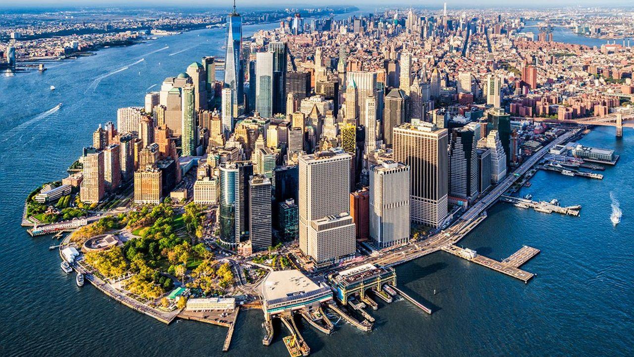 New York reste la première place financière juste devant la City de Londres