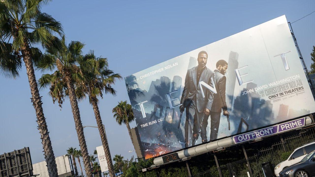 En près de cinq semaines d'exploitation, le film «Tenet» a généré 285millions de dollars de recettes à travers le monde, selon les derniers chiffres de Box-Office Mojo