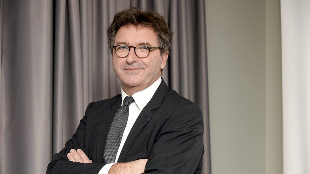 Bruno Cavagné, président de la FNTP.