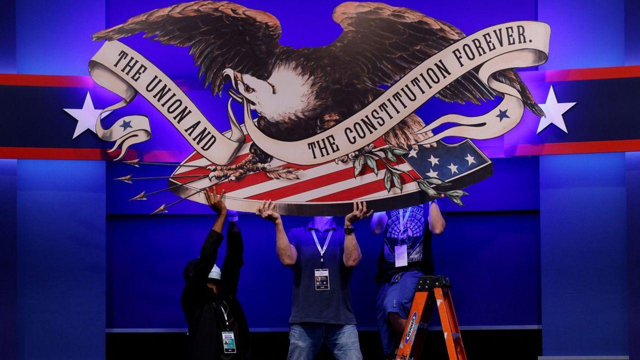 Le débat entre Donald Trump et Joe Biden sera diffusé à 21heures sur les chaînes d'information françaises.