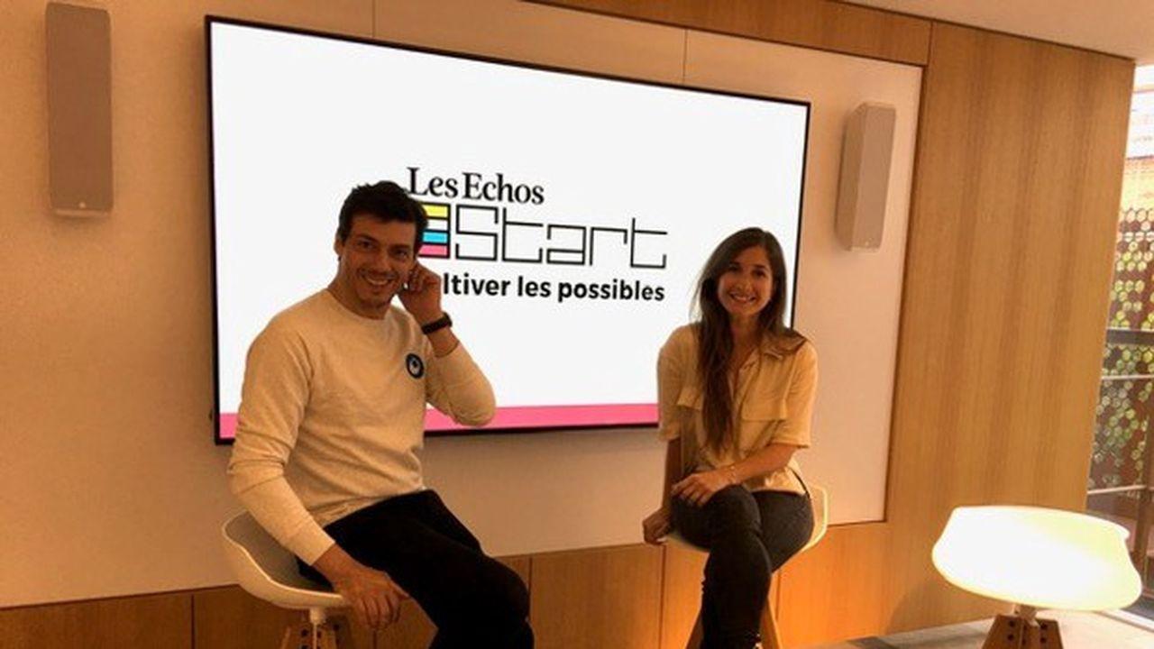 VIDEO // Ce matin, aux Echos, une conférence de presse était organisée pour le lancement de la nouvelle formule des Echos START. Deux personnalités sont venues pour l'occasion nous parler de la/leur réussite.