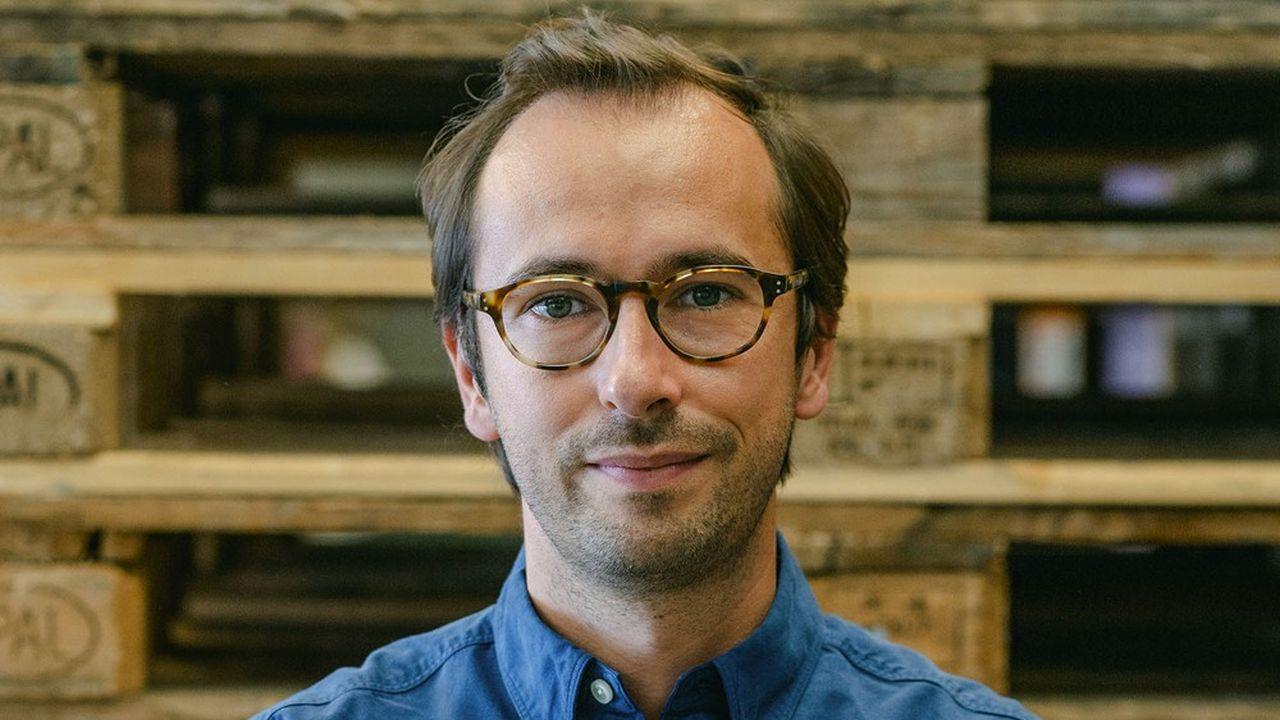 Pierre-Edouard Robert, PDG de MagicPallet.