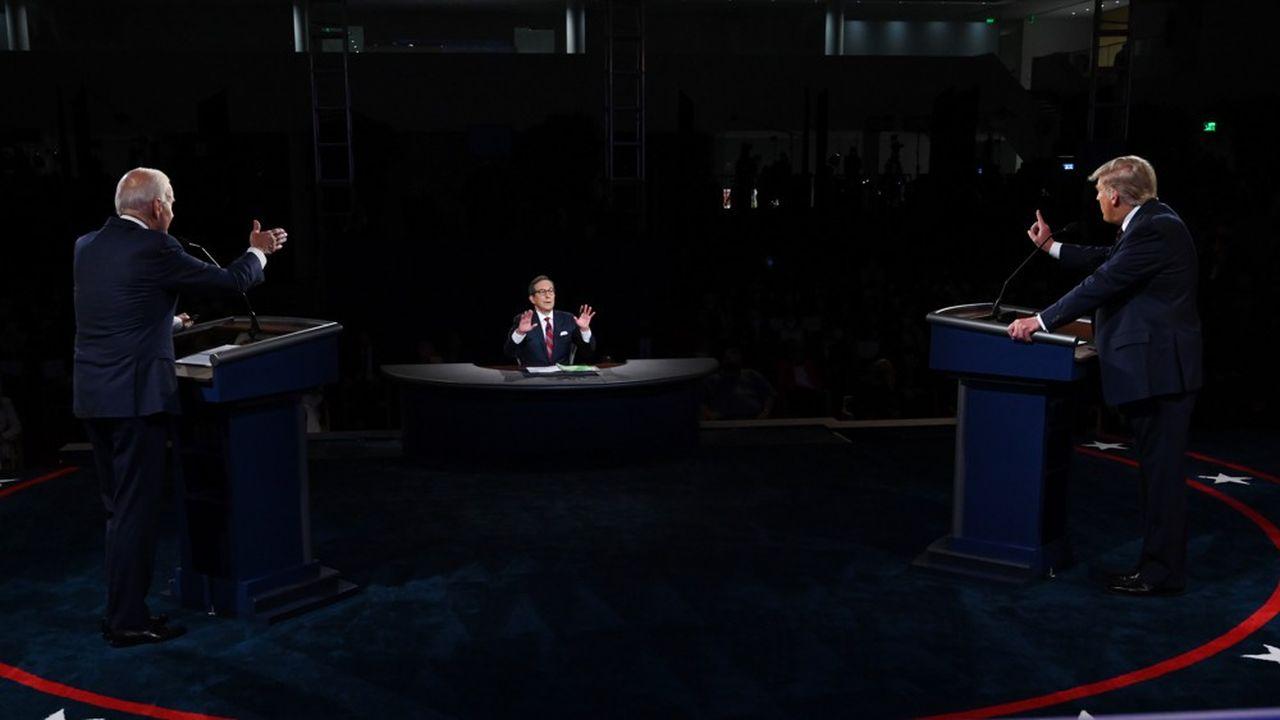 Pour l'éditorialiste Dan Balz du «Washington Post», il s'agit du «pire débat présidentiel