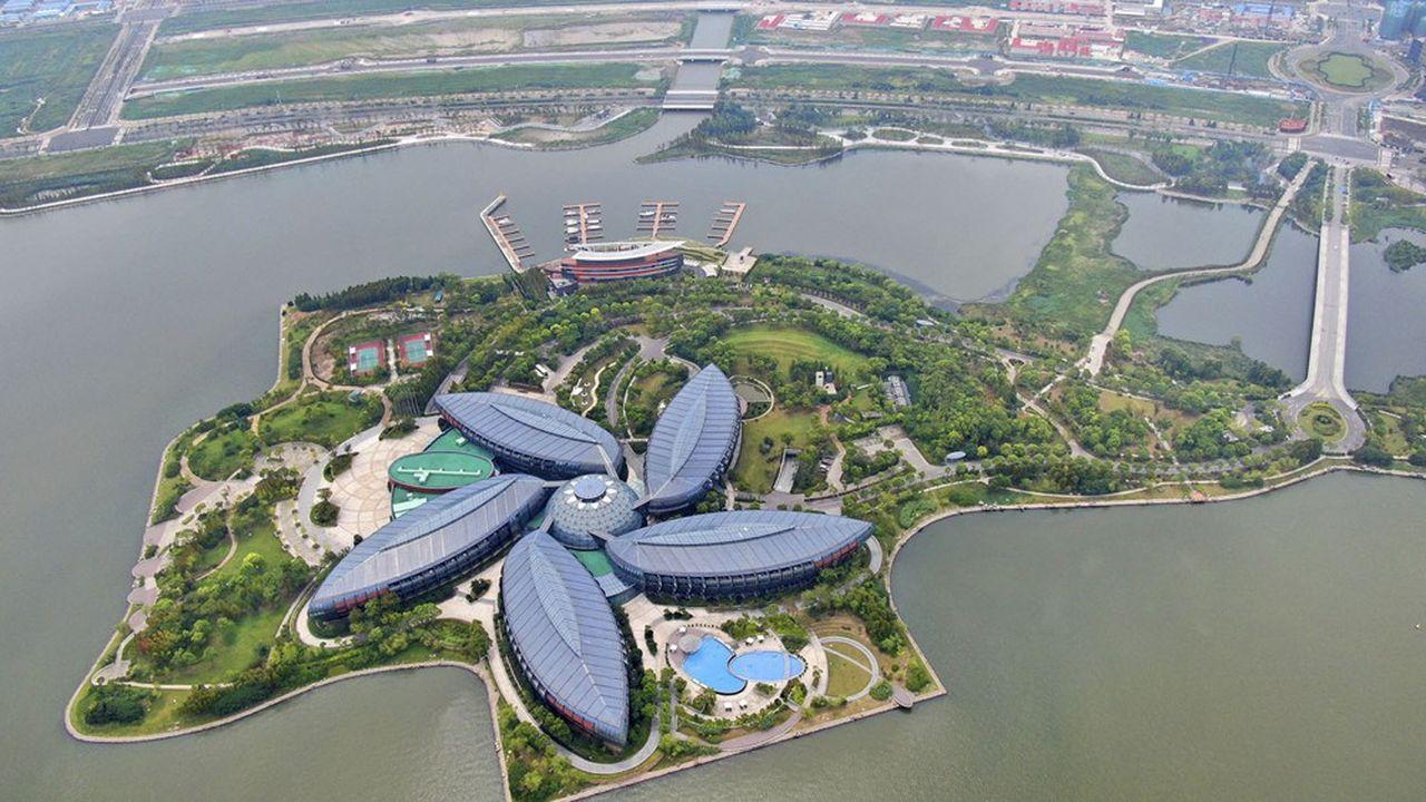 Amundi BoC Wealth Management Company sera enregistrée dans la zone franche de Lingang à Shanghai.