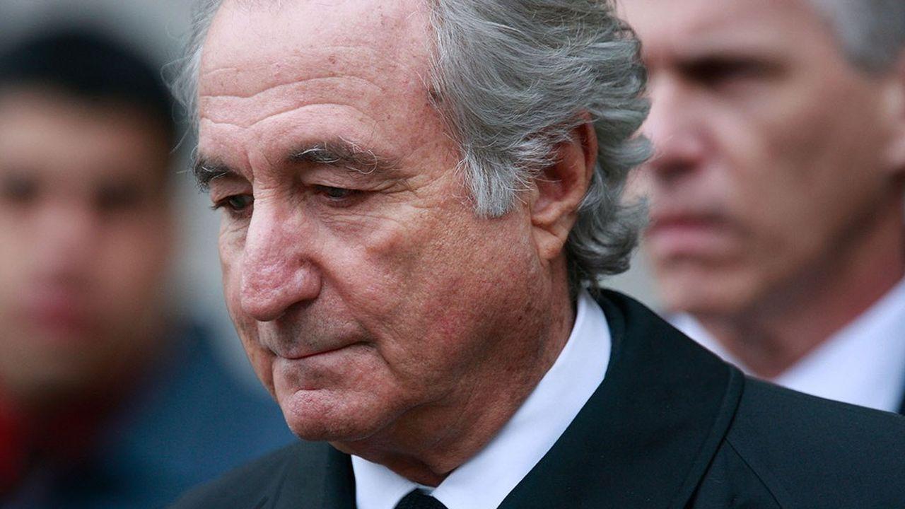 Condamné à 150 années de prison, Bernard Madoff est à l'origine de la plus grande pyramide de Ponzi de l'histoire