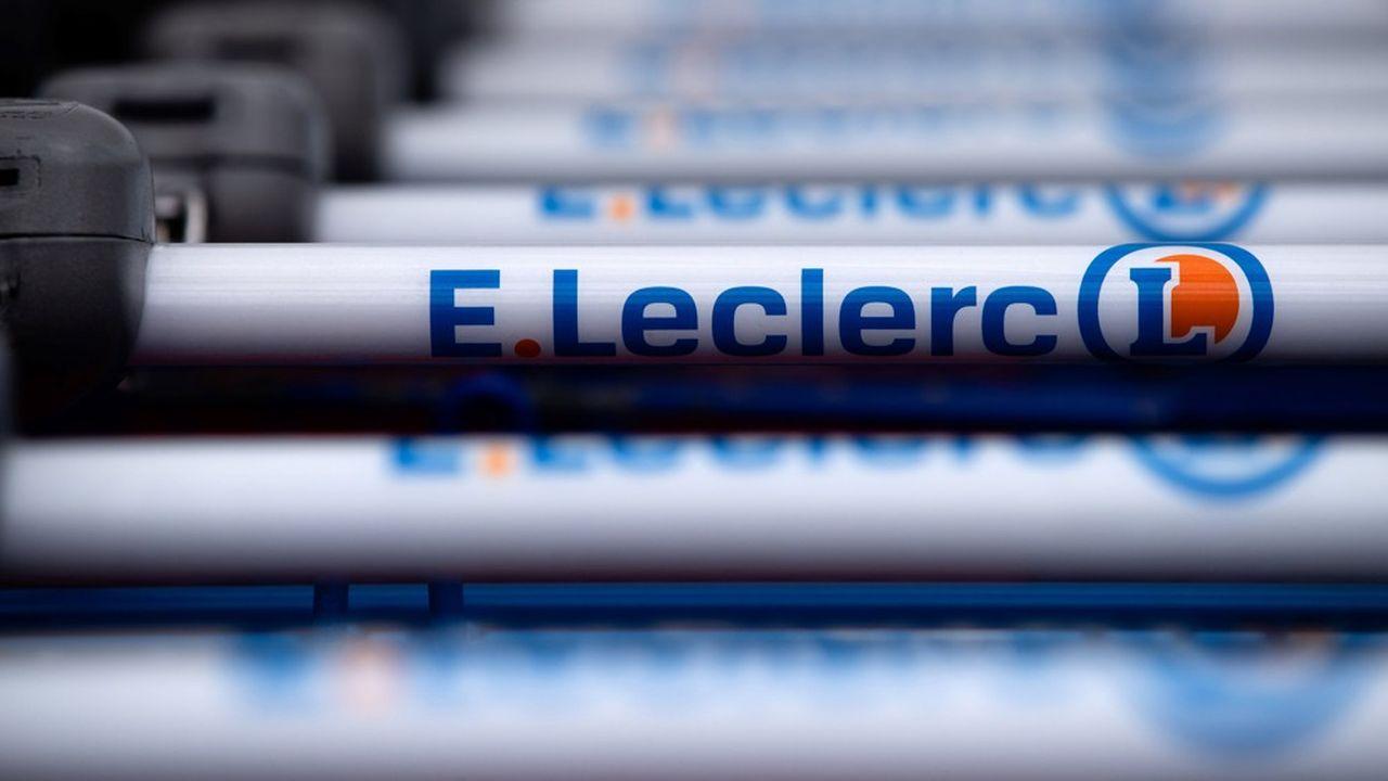La centrale européenne de Leclerc s'est vue infliger une amende de 6,34millions d'euros par l'administration française.
