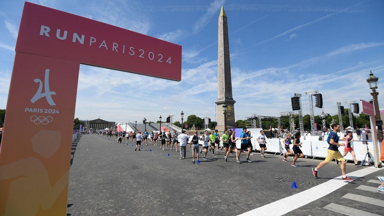Paris 2024 escompte réaliser la moitié de son programme d'économies avec la révision de sa carte des sites.