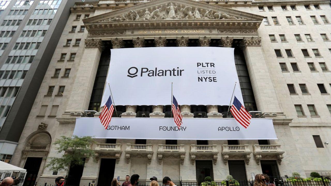 Palantir transfère son siège de la Silicon Valley vers Denver, dans le Colorado.