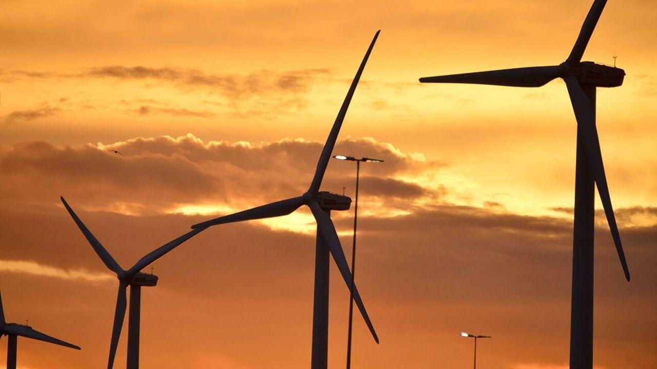 La part de marché des compagnies pétrolières dans les projets éoliens et solaires passera d'à peine 1% en 2019 à 10% dans dix ans, prévoit Goldman Sachs. Soit autant que leur part dans la production mondiale d'hydrocarbures aujourd'hui.