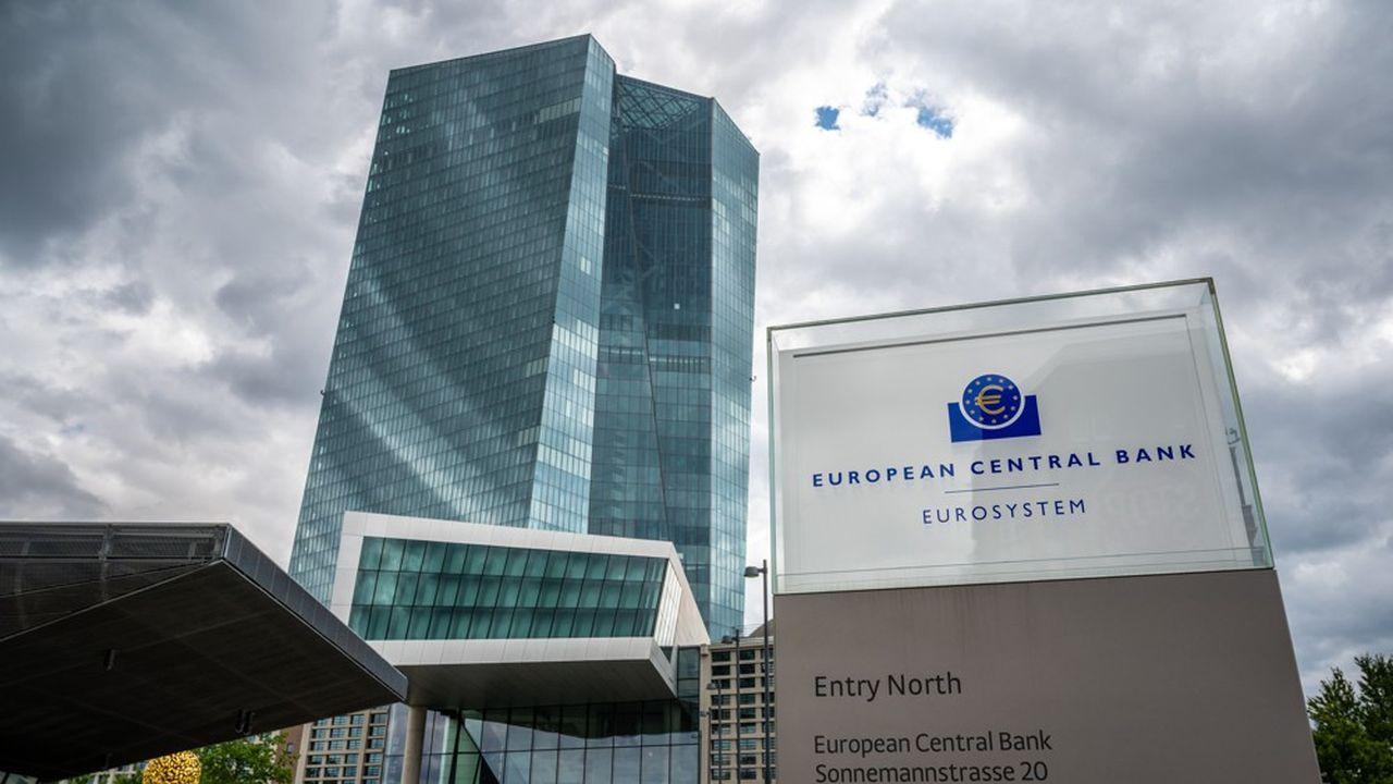 La BCE a réorganisé cet été la supervision bancaire autour de sept directions générales.