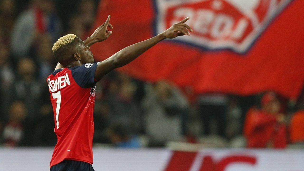 Victor Osimhen a quitté Lille cet été pour rejoindre Naples. Le club italien a déboursé 70millions d'euros, sans compter les bonus.