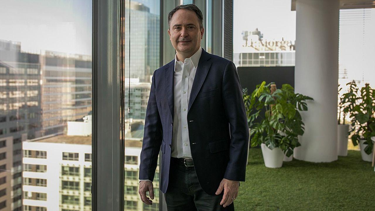 François Nuyts, le PDG français de la plate-forme polonaise Allegro.