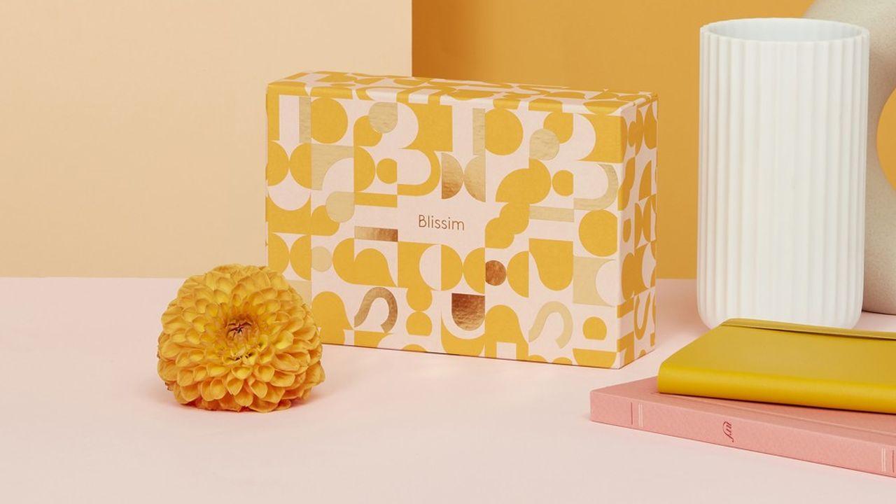 Blissim, c'est le nouveau nom de la filiale France de Birchbox redevenue indépendante au début de l'année.