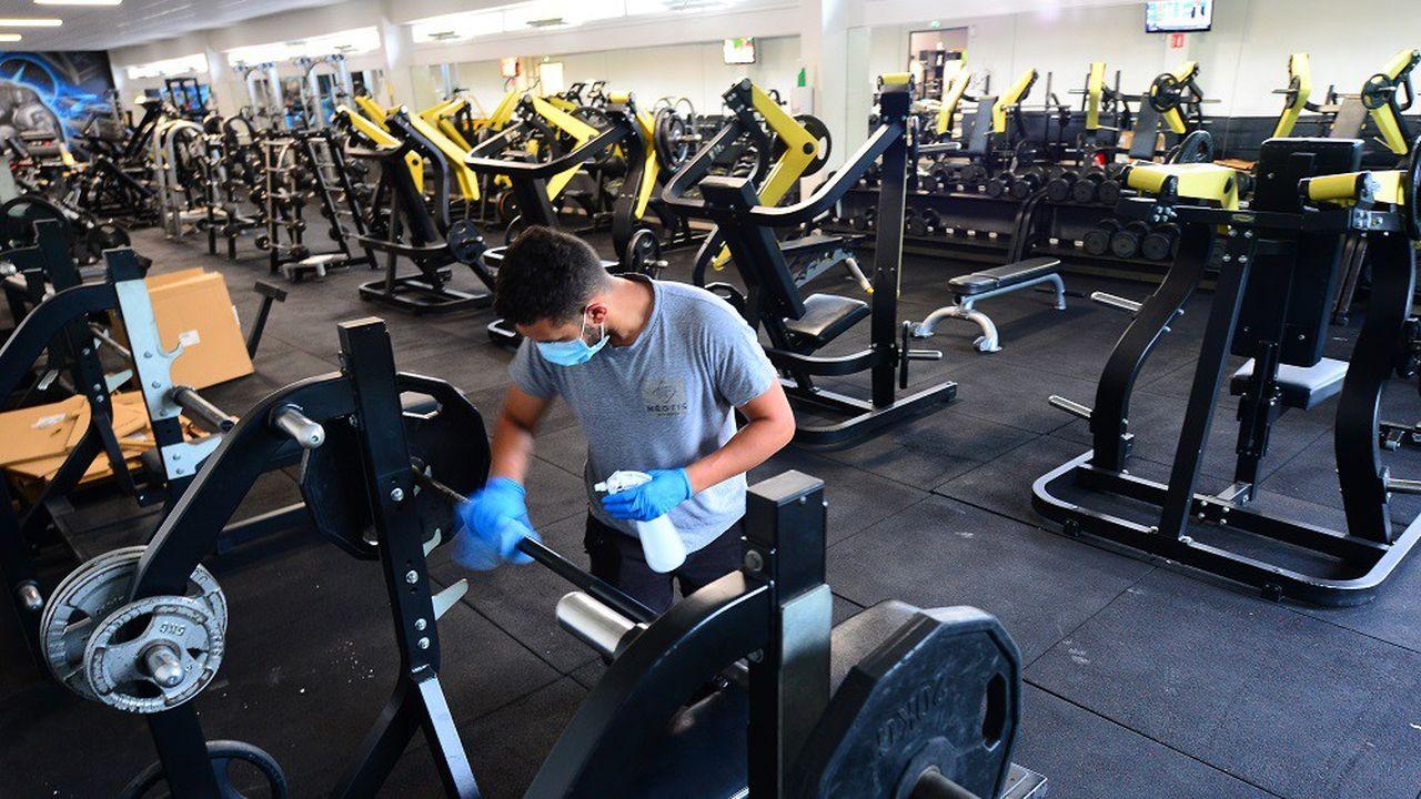La justice a noté qu'aucune salle de sport de Bretagne n'avait été identifiée comme un foyer de contamination.
