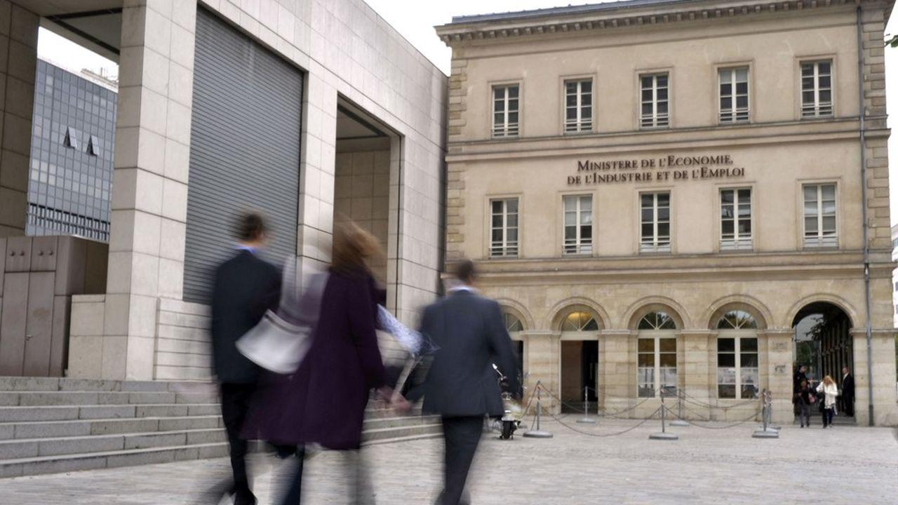 Ministère des comptes publics.