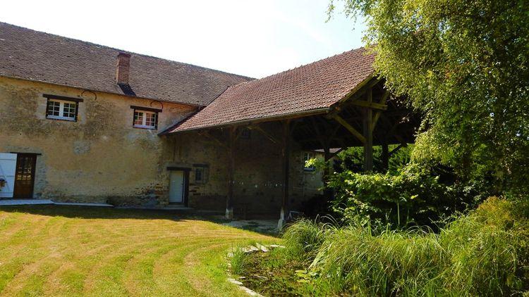 La maison de la semaine: un ancien corps de ferme en Seine-et-Marne